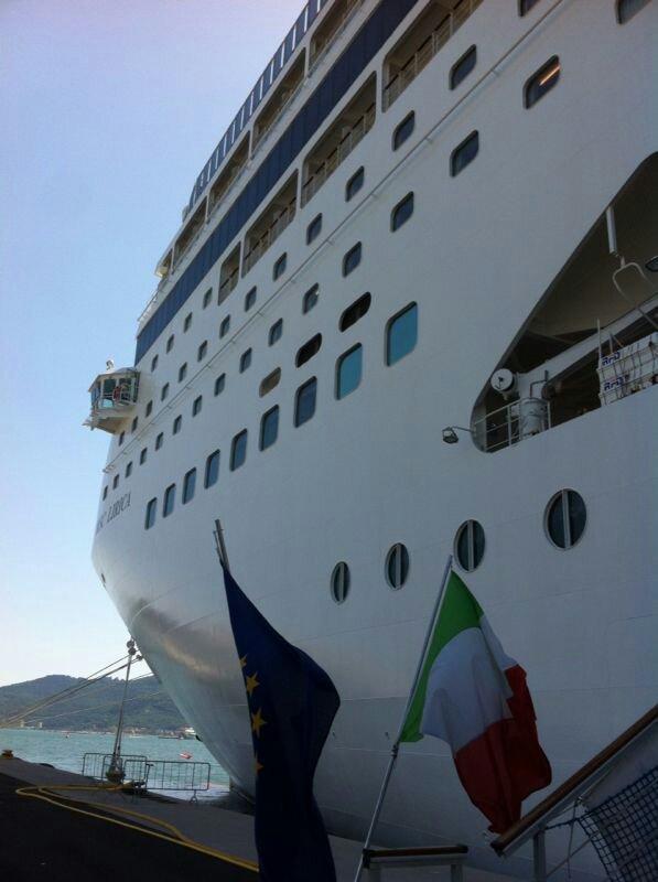 2014/06/07 La Spezia MSC Lirica-uploadfromtaptalk1402158484205-jpg