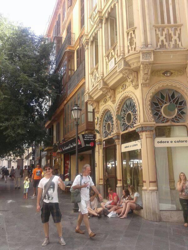 2014/06/09 Palma di Majorca overnight MSC lirica-uploadfromtaptalk1402324803914-jpg