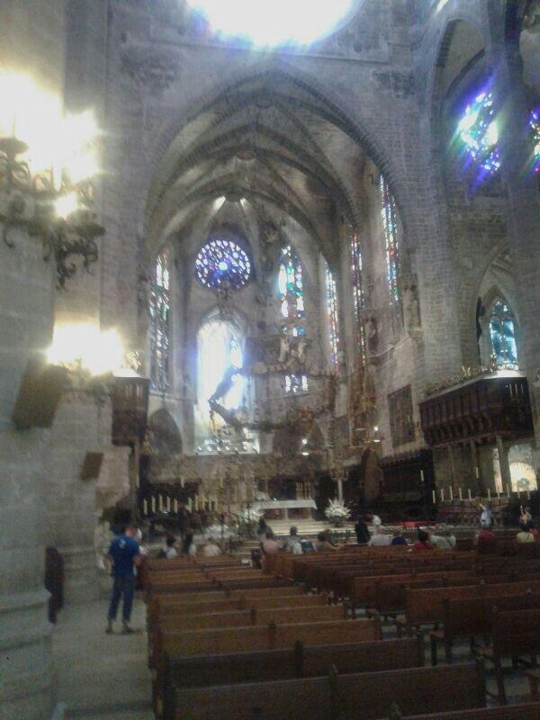 2014/06/09 Palma di Majorca overnight MSC lirica-uploadfromtaptalk1402324818195-jpg