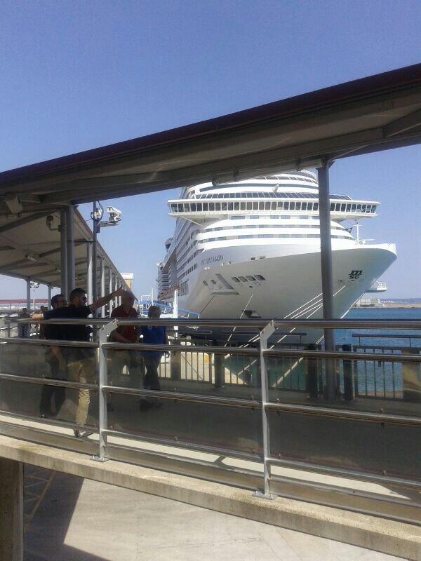 2014/06/09 Palma di Majorca overnight MSC lirica-uploadfromtaptalk1402324884412-jpg