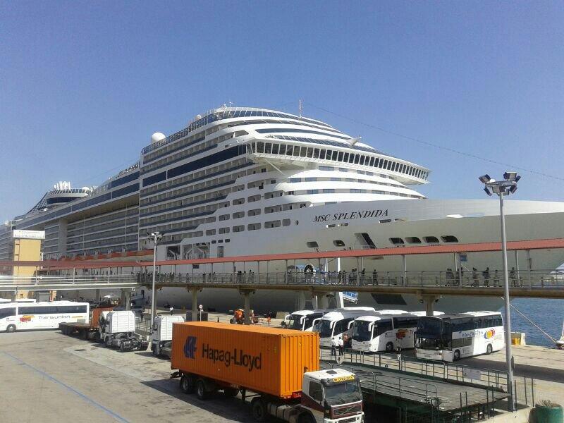 2014/06/09 Palma di Majorca overnight MSC lirica-uploadfromtaptalk1402324896820-jpg