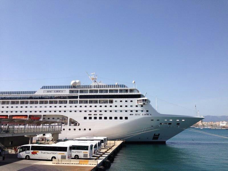 2014/06/09 Palma di Majorca overnight MSC lirica-uploadfromtaptalk1402330336755-jpg