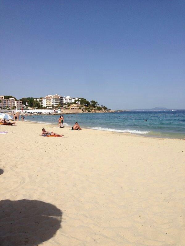 2014/06/09 Palma di Majorca overnight MSC lirica-uploadfromtaptalk1402330438438-jpg