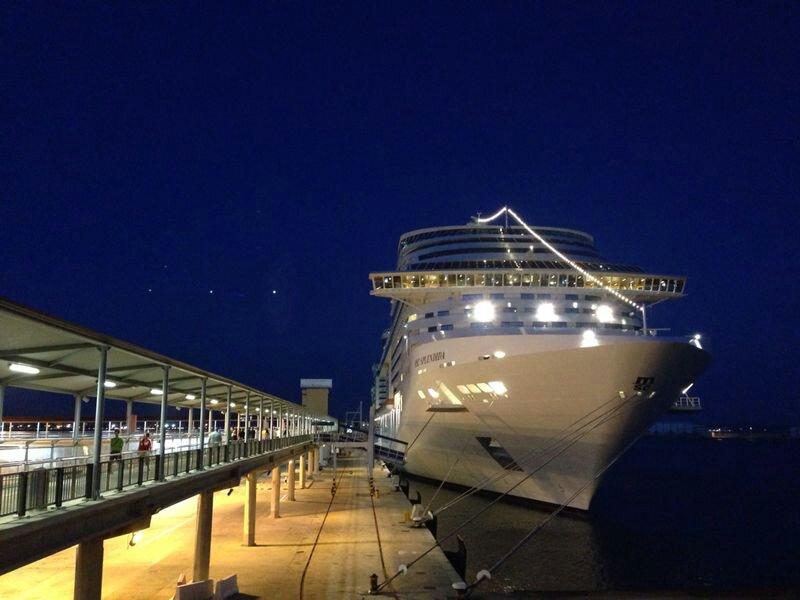 2014/06/09 Palma di Majorca overnight MSC lirica-uploadfromtaptalk1402344090464-jpg