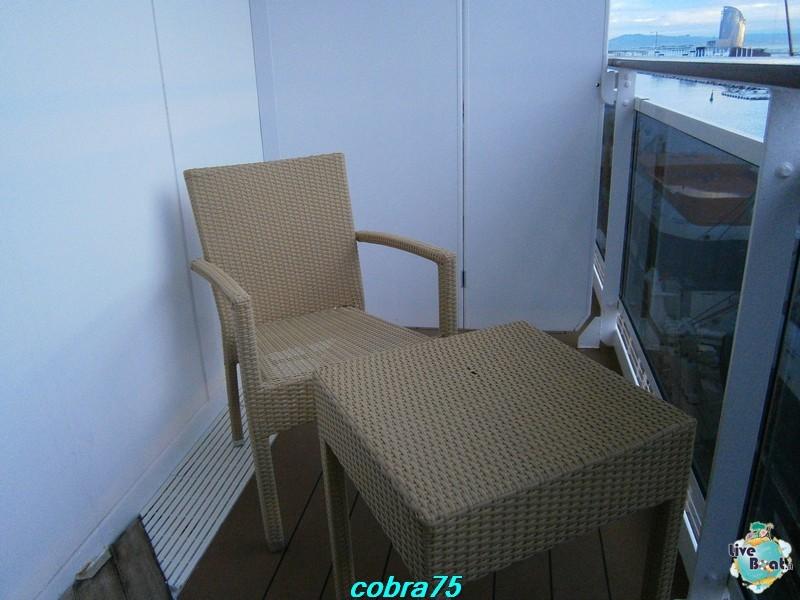 Cabina con balcone  H MSC Splendida-costa-magica-and-msc-splendida-liveboat-crocierep1210790-jpg