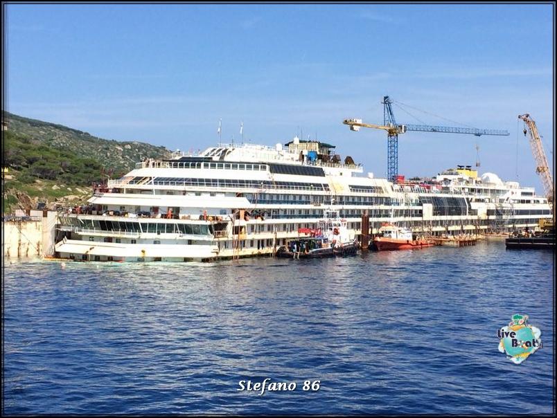 Concordia smantellata a Genova-costa-concordia-giglio-20-06-2014-7-jpg