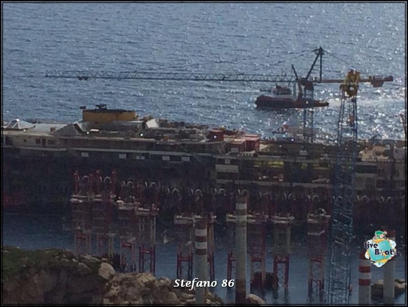 Concordia smantellata a Genova-costa-concordia-lavori-rimozione-corso-1-jpg