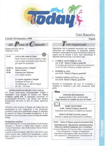 Costa Romantica - Tunisia Baleari Provenza - 19/26.09.1999-02-1-jpg
