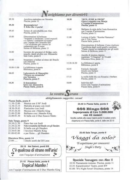 Costa Romantica - Tunisia Baleari Provenza - 19/26.09.1999-02-2-jpg