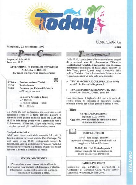 Costa Romantica - Tunisia Baleari Provenza - 19/26.09.1999-04-1-jpg