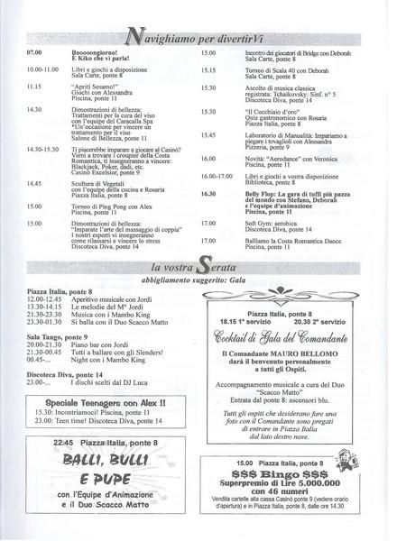 Costa Romantica - Tunisia Baleari Provenza - 19/26.09.1999-04-2-jpg