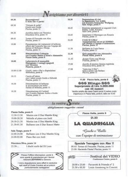 Costa Romantica - Tunisia Baleari Provenza - 19/26.09.1999-05-2-jpg