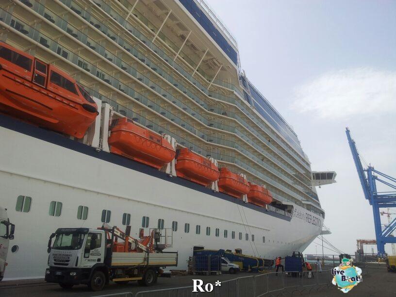2014/07/04 Civitavecchia Partenza Reflection-1-celebrety-reflection-imbarco-diretta-liveboat-crociere-jpg