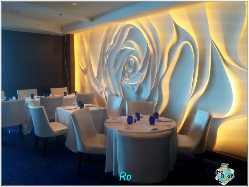"""Re: Il ristorante """"Blu"""" di Celebrity Reflection-foto-celebrityreflection-direttaliveboat-crociere-9-jpg"""
