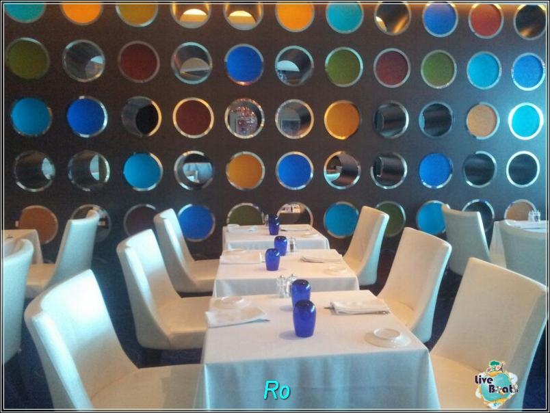 """Re: Il ristorante """"Blu"""" di Celebrity Reflection-foto-celebrityreflection-direttaliveboat-crociere-11-jpg"""