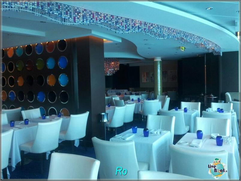 """Re: Il ristorante """"Blu"""" di Celebrity Reflection-foto-celebrityreflection-direttaliveboat-crociere-12-jpg"""