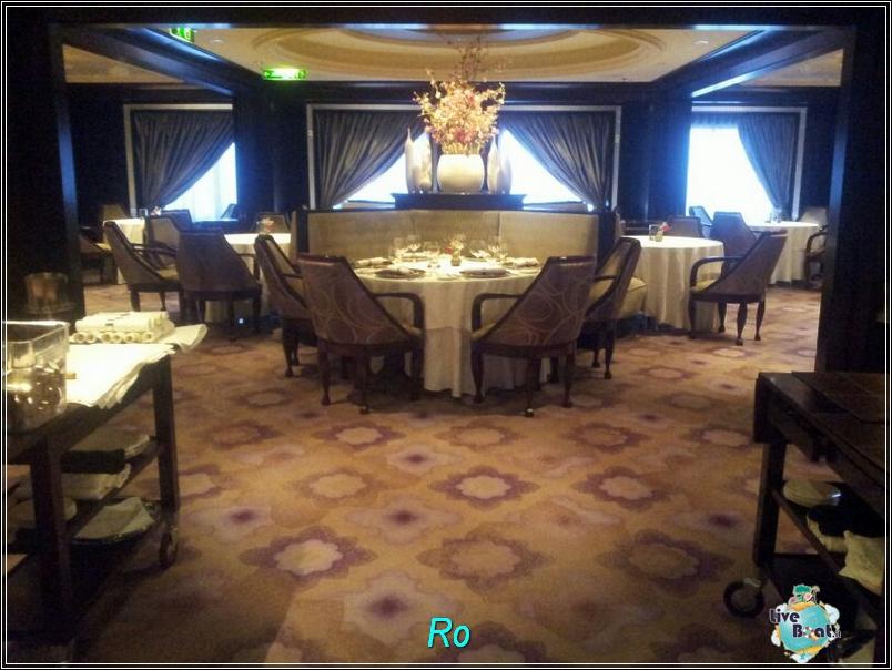 """Re: Il ristorante """"Murano"""" di Celebrity Reflection-foto-celebrityreflection-direttaliveboat-crociere-1-jpg"""