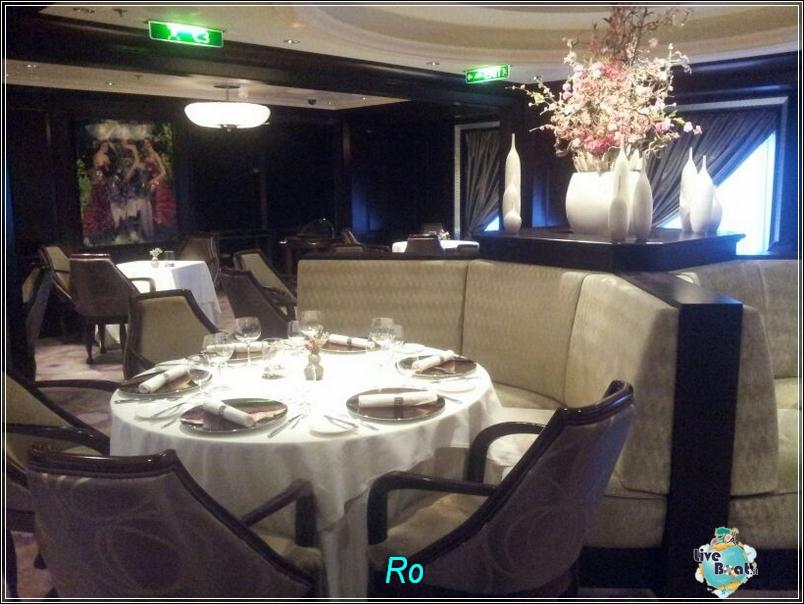 """Re: Il ristorante """"Murano"""" di Celebrity Reflection-foto-celebrityreflection-direttaliveboat-crociere-2-jpg"""