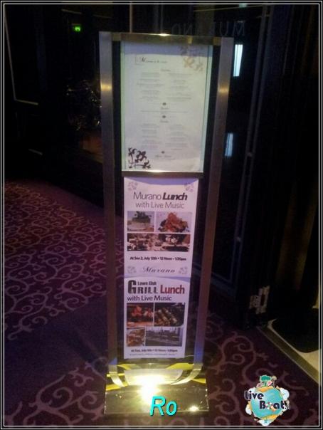 """Re: Il ristorante """"Murano"""" di Celebrity Reflection-foto-celebrityreflection-direttaliveboat-crociere-5-jpg"""
