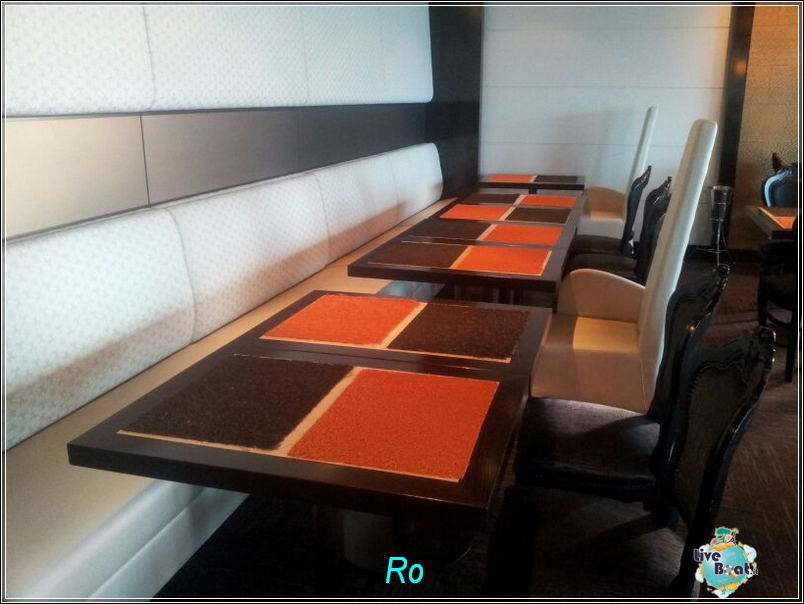 "Re: Il ristorante ""Q Sine"" di Celebrity Reflection-foto-celebrityreflection-direttaliveboat-crociere-1-jpg"