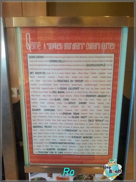 """Re: Il ristorante """"Q Sine"""" di Celebrity Reflection-foto-celebrityreflection-direttaliveboat-crociere-2-jpg"""