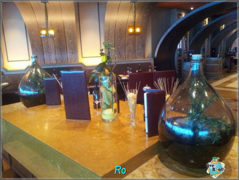 "Il ristorante ""Tuscan grille"" di Celebrity Reflection-foto-celebrityreflection-direttaliveboat-crociere-2-jpg"