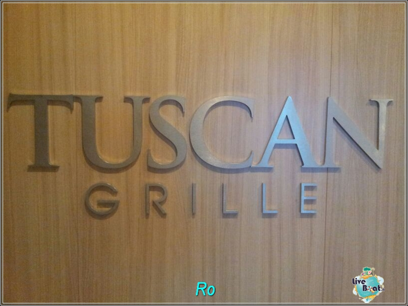 "Il ristorante ""Tuscan grille"" di Celebrity Reflection-foto-celebrityreflection-direttaliveboat-crociere-8-jpg"