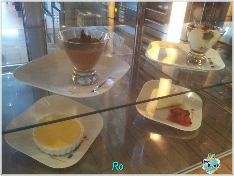 """Il ristorante """"Le Bistrot on five"""" di Celebrity Refleciton-foto-celebrityreflection-direttaliveboat-crociere-4-jpg"""