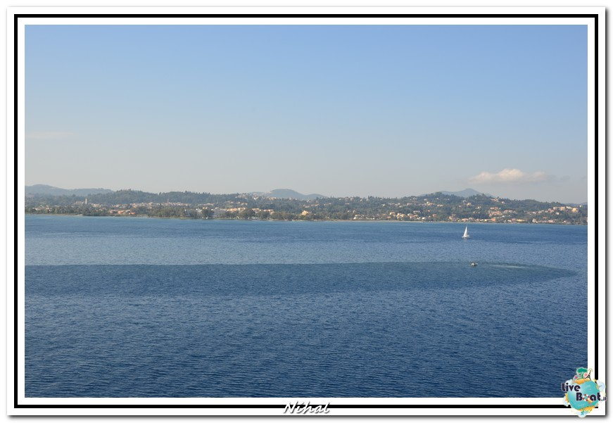"""Costa Classica """"Terre Sacre e Isole nel blu"""" 30/09-07/10/12-corf-_liveboat_2-jpg"""