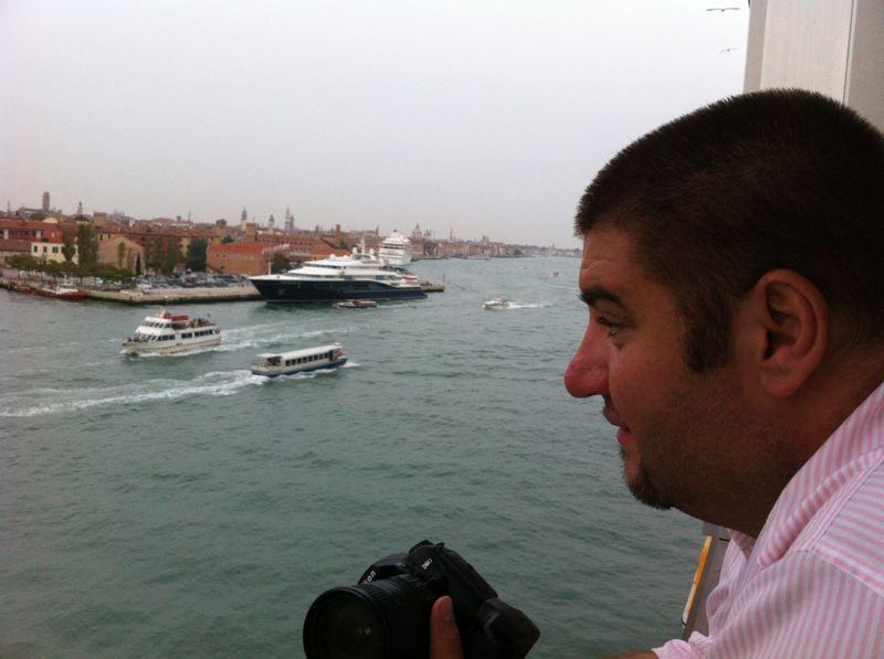 Venezia - 04/07/2011 (Imbarco)-crociera-vernissage-favolosa-15-jpg