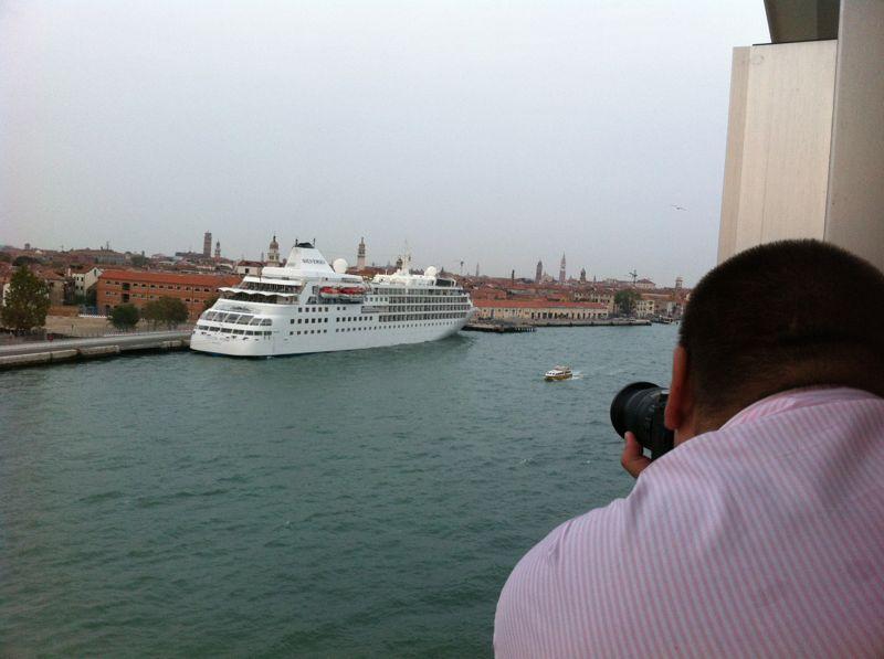Venezia - 04/07/2011 (Imbarco)-crociera-vernissage-favolosa-20-jpg