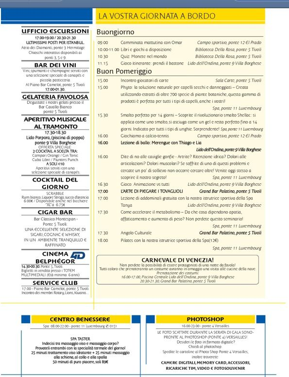 Venezia - 04/07/2011 (Imbarco)-crociera-vernissage-favolosa-83-jpg