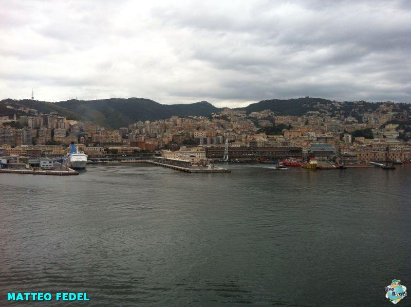 2014/07/14 Genova (sbarco)-2foto-mscsinfonia-genova-direttaliveboat-crociere-jpg