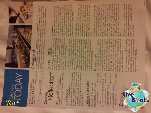 2014/07/14 Civitavecchia Sbarco Reflection-celebrity-reflection-10civitavecchia-liveboat-crociere-jpg