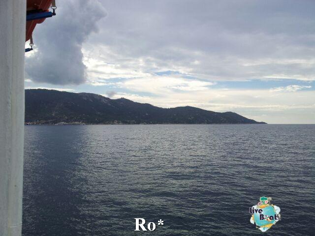Liveboat in Diretta dall'Isola del Giglio e arrivo a Genova-11-foto-isola-giglio-rimozione-costa-concordia-diretta-liveboat-crociere-jpg