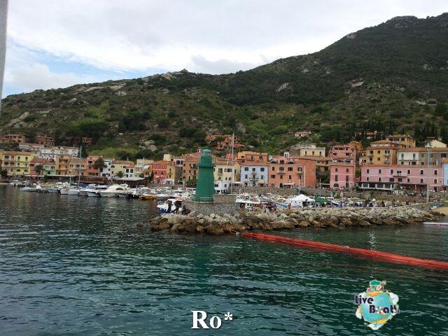 Liveboat in Diretta dall'Isola del Giglio e arrivo a Genova-20-foto-isola-giglio-rimozione-costa-concordia-diretta-liveboat-crociere-jpg