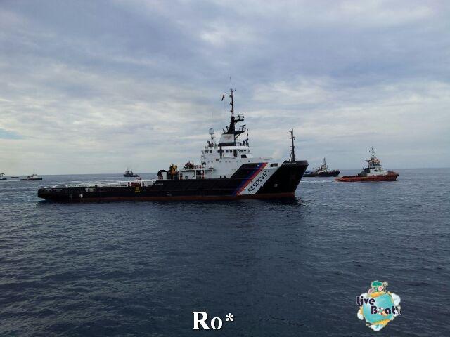 Liveboat in Diretta dall'Isola del Giglio e arrivo a Genova-14-foto-isola-giglio-rimozione-costa-concordia-diretta-liveboat-crociere-jpg