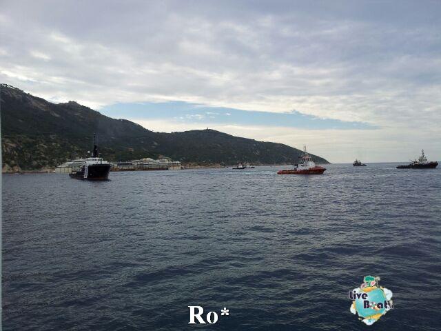 Liveboat in Diretta dall'Isola del Giglio e arrivo a Genova-21-foto-isola-giglio-rimozione-costa-concordia-diretta-liveboat-crociere-jpg