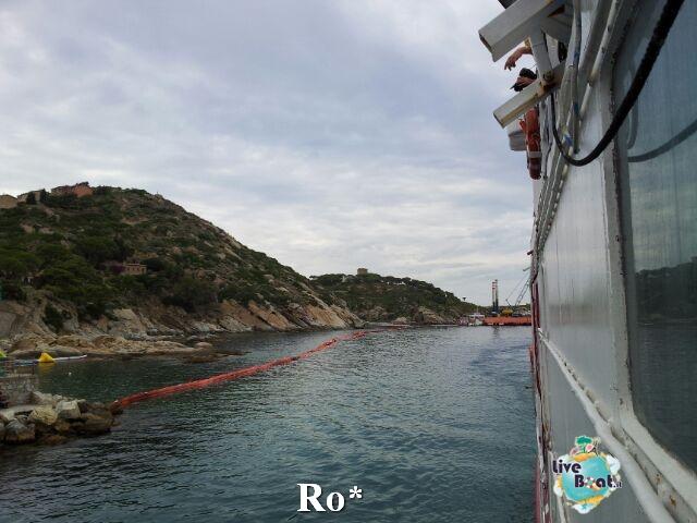 Liveboat in Diretta dall'Isola del Giglio e arrivo a Genova-22-foto-isola-giglio-rimozione-costa-concordia-diretta-liveboat-crociere-jpg