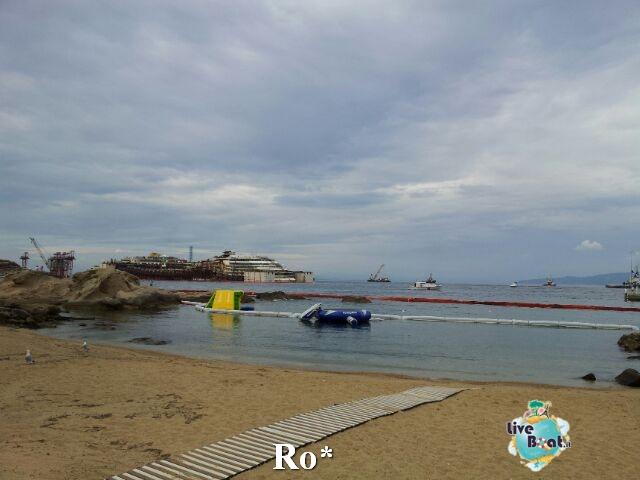 Liveboat in Diretta dall'Isola del Giglio e arrivo a Genova-27-foto-isola-giglio-rimozione-costa-concordia-diretta-liveboat-crociere-jpg