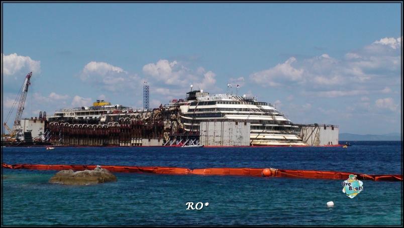 Liveboat in Diretta dall'Isola del Giglio e arrivo a Genova-2foto-costaconcordia-isoladelgiglio-operazioni-rigalleggiamento-jpg