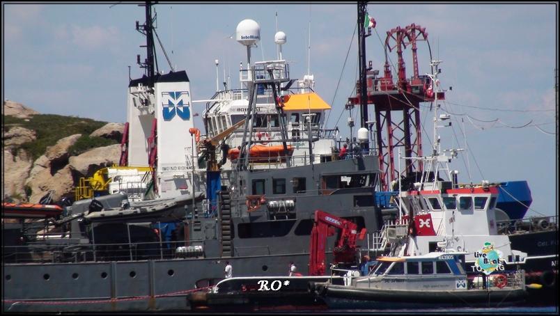 Liveboat in Diretta dall'Isola del Giglio e arrivo a Genova-16foto-costaconcordia-isoladelgiglio-operazioni-rigalleggiamento-jpg
