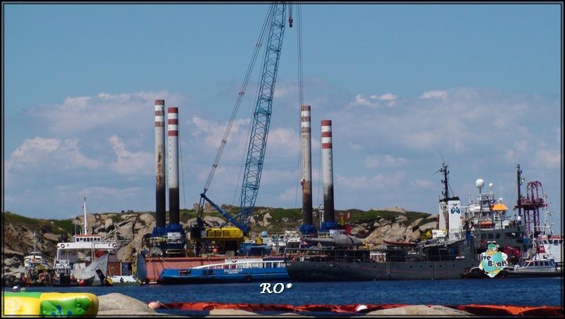 Liveboat in Diretta dall'Isola del Giglio e arrivo a Genova-18foto-costaconcordia-isoladelgiglio-operazioni-rigalleggiamento-jpg