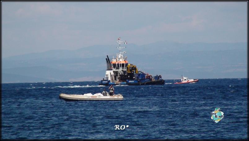 Liveboat in Diretta dall'Isola del Giglio e arrivo a Genova-21foto-costaconcordia-isoladelgiglio-operazioni-rigalleggiamento-jpg