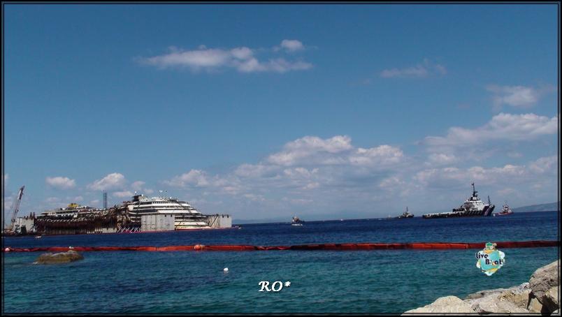 Liveboat in Diretta dall'Isola del Giglio e arrivo a Genova-23foto-costaconcordia-isoladelgiglio-operazioni-rigalleggiamento-jpg