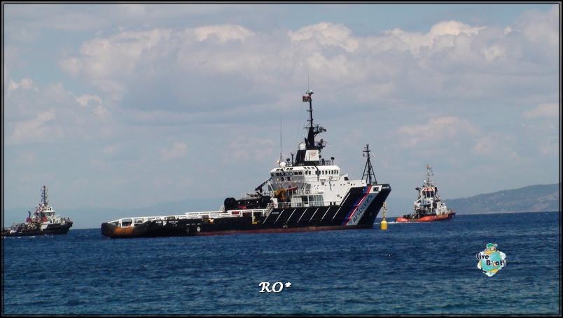 Liveboat in Diretta dall'Isola del Giglio e arrivo a Genova-24foto-costaconcordia-isoladelgiglio-operazioni-rigalleggiamento-jpg