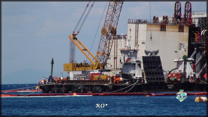 Liveboat in Diretta dall'Isola del Giglio e arrivo a Genova-31foto-costaconcordia-isoladelgiglio-operazioni-rigalleggiamento-jpg