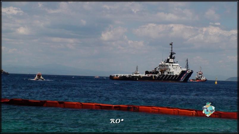 Liveboat in Diretta dall'Isola del Giglio e arrivo a Genova-38foto-costaconcordia-isoladelgiglio-operazioni-rigalleggiamento-jpg