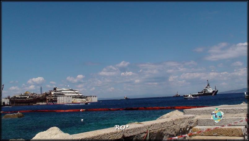Liveboat in Diretta dall'Isola del Giglio e arrivo a Genova-42foto-costaconcordia-isoladelgiglio-operazioni-rigalleggiamento-jpg