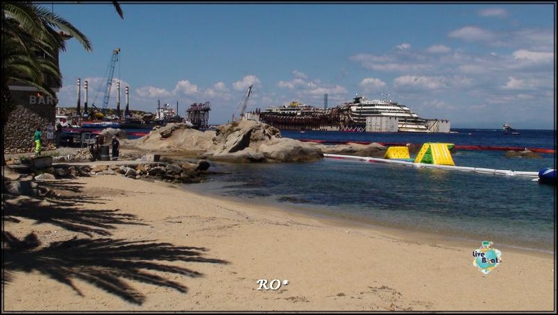 Liveboat in Diretta dall'Isola del Giglio e arrivo a Genova-47foto-costaconcordia-isoladelgiglio-operazioni-rigalleggiamento-jpg
